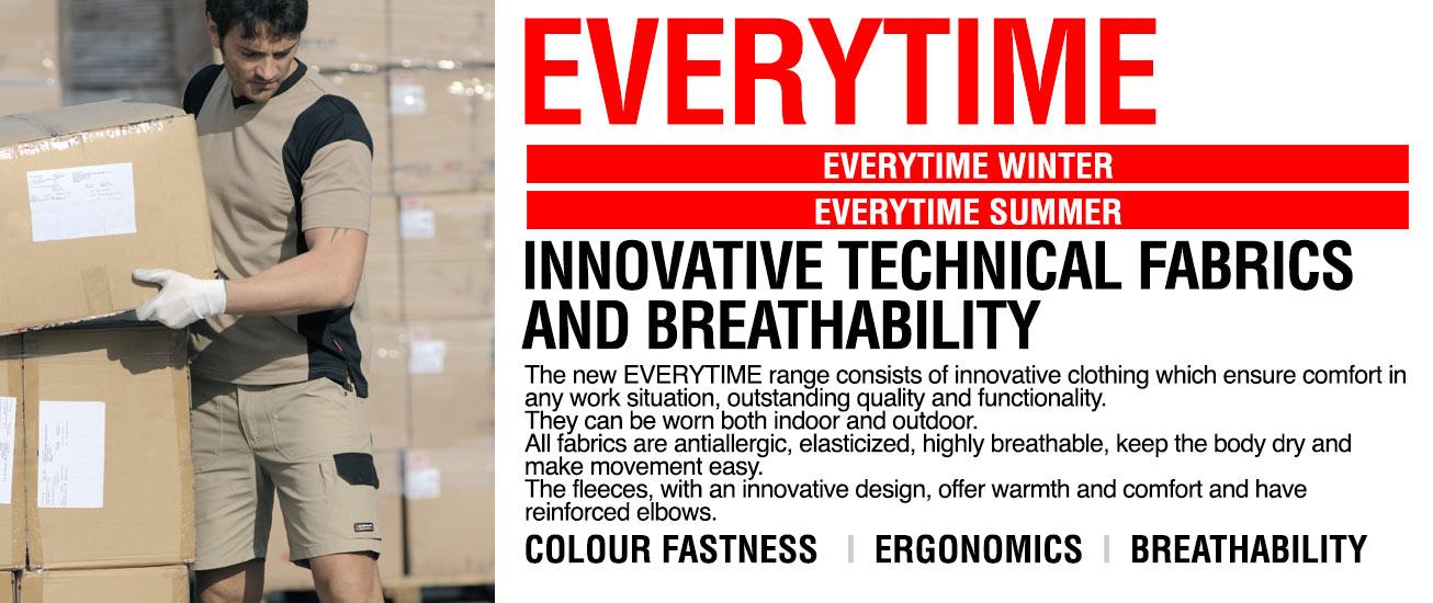 HAMBURG EVERYTIME Workwear Products COFRA Safety