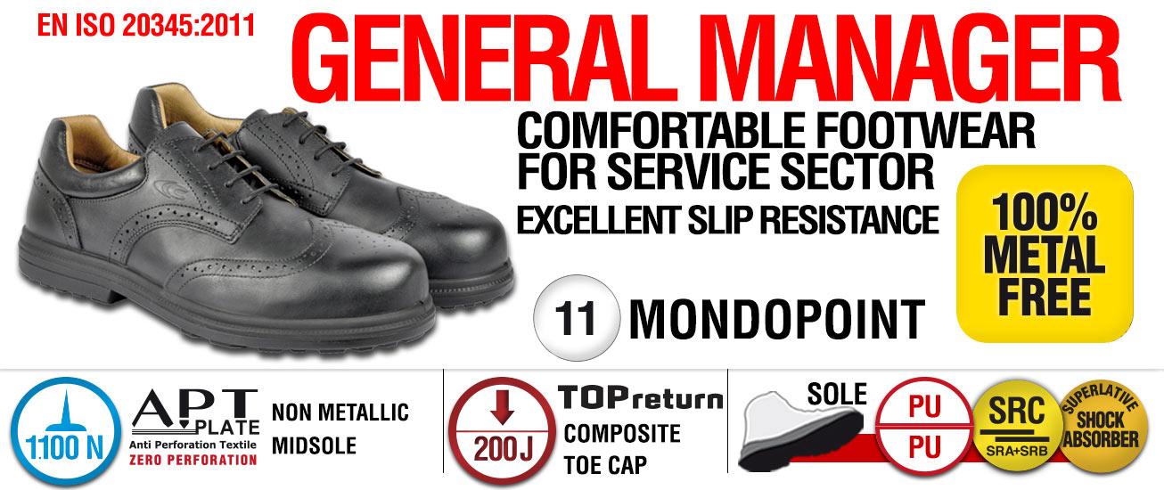 COFRA Safety footwear Workwear PPE