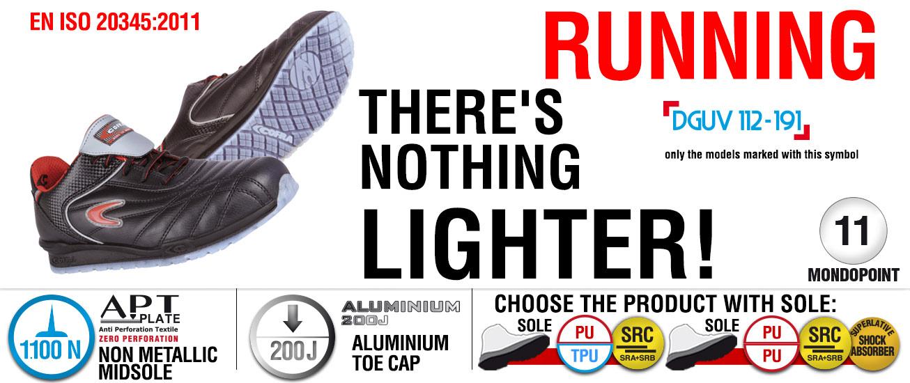 abbastanza economico selezione straordinaria prezzo moderato RUNNING - Shoes - Products - COFRA Safety footwear Workwear PPE