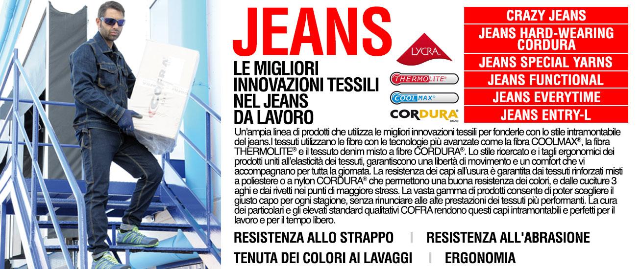 JEANS - Abbigliamento - Prodotti - COFRA 889d38e6b1e
