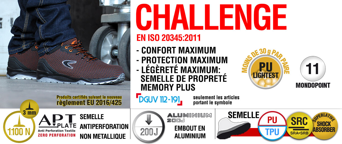 EXTRAPOINT S3 SRC CHALLENGE Produits COFRA Safety